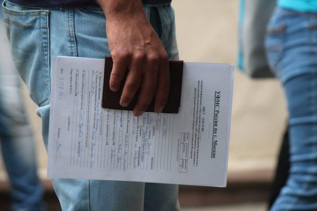 Какие документы нужны для временной регистрации граждан