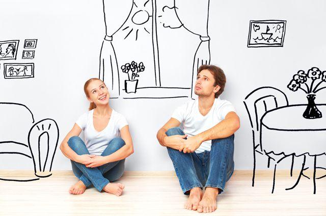 Как прописаться в ипотечной квартире