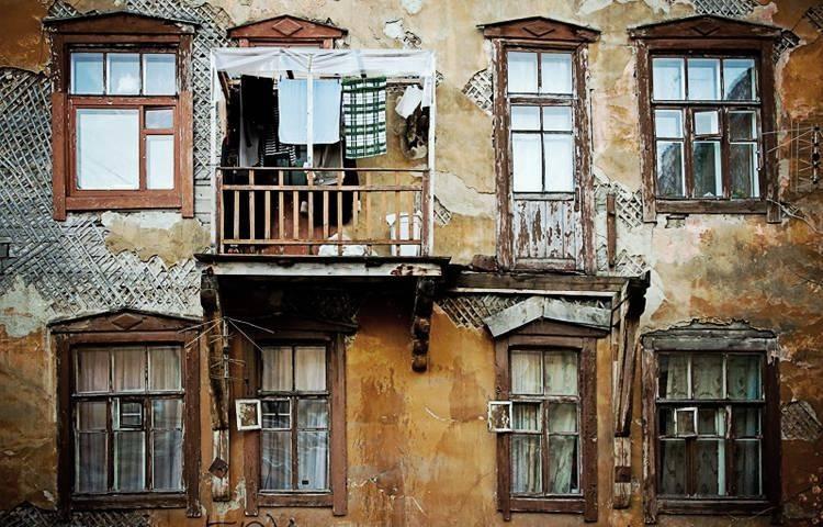 Программа расселения ветхого и аварийного жилья