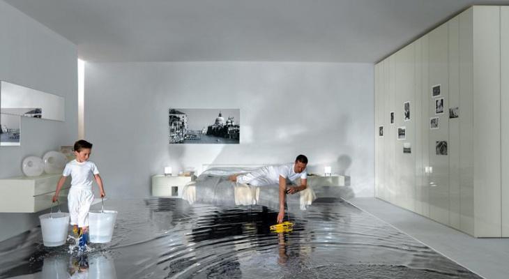Что делать если затопили соседи сверху