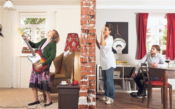 о скольки можно шуметь в квартире