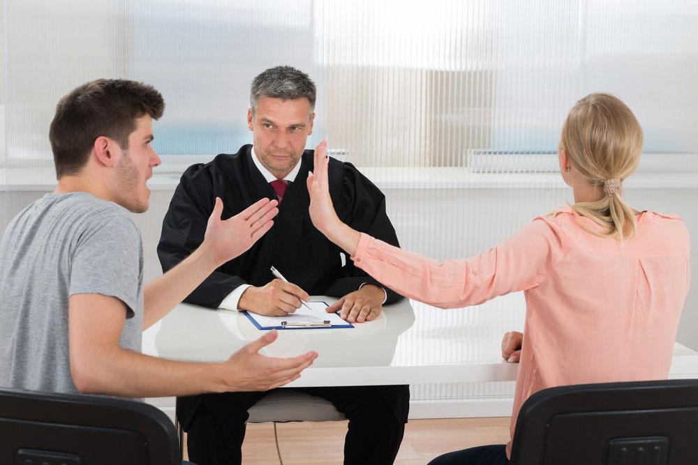 Какие документы нужны для развода в суде и загсе
