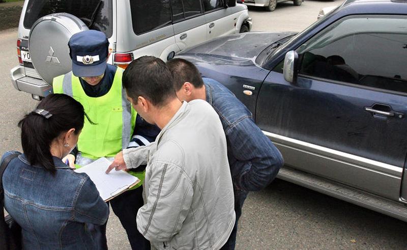 оценки ущерба автомобиля после ДТП