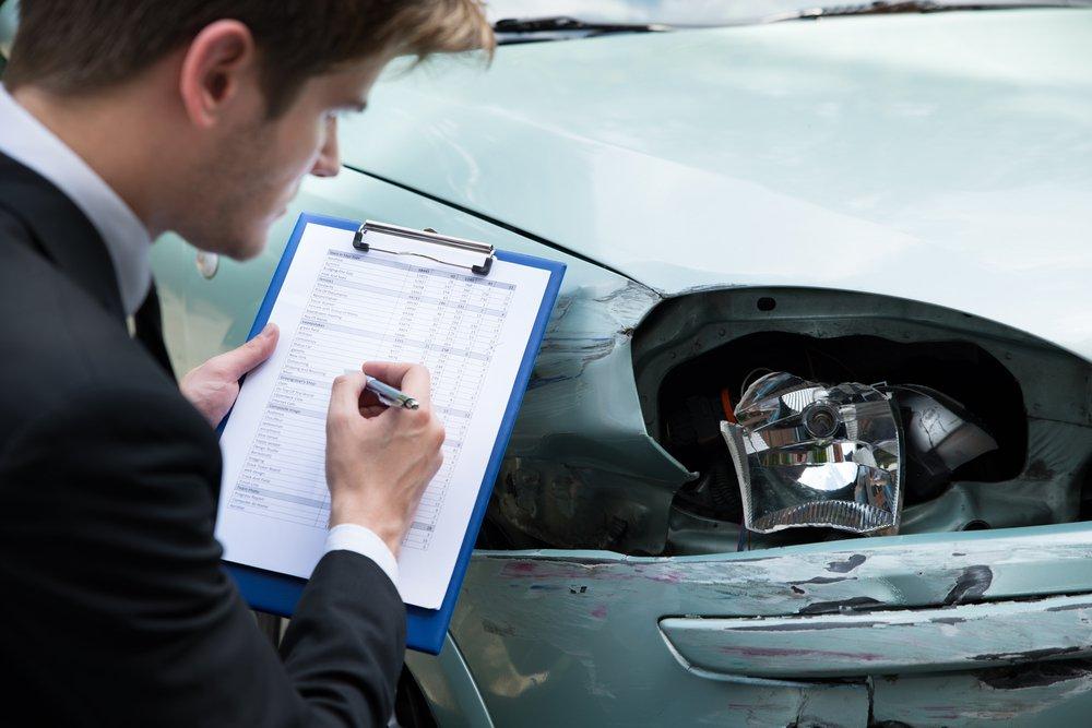 оценка ущерба авто